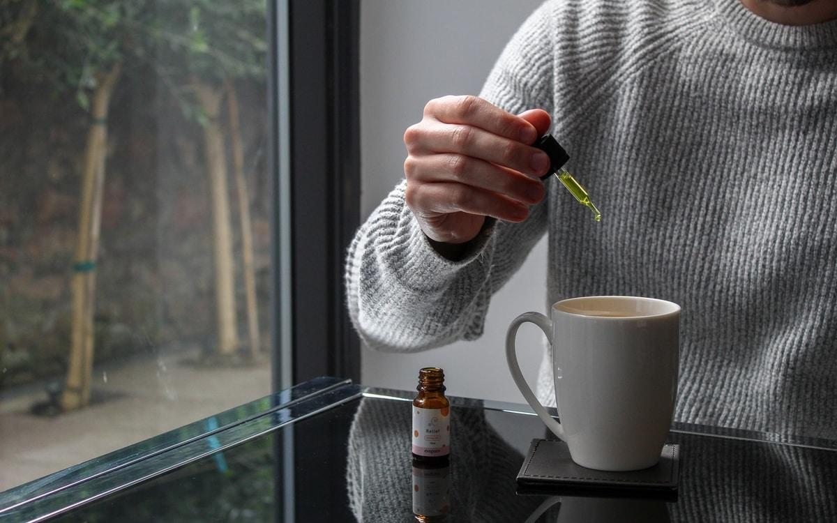 cbd coffee drip