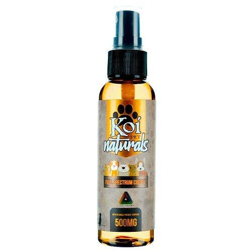 Koi CBD Spray for Pets bottle